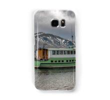 Tourist Boat at Glennridding Samsung Galaxy Case/Skin