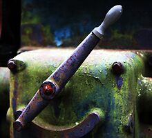Well worn handle by David Robinson