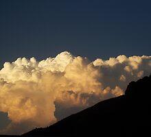 Thunderhead at Sunset by JLDunn