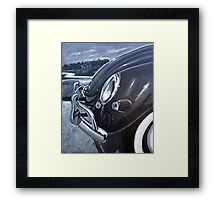 Bullet Nose Framed Print
