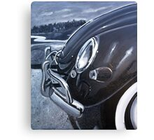 Bullet Nose Canvas Print