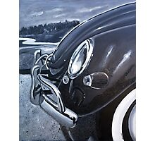Bullet Nose Photographic Print