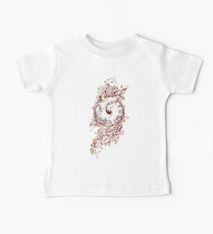 A Temporal Existence Baby Tee