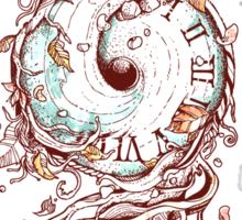 A Temporal Existence Sticker