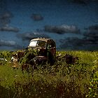 Rusted Truck by DebStuckey