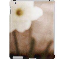 If These Flowers Could Speak iPad Case/Skin
