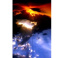 """Earth"" Photographic Print"