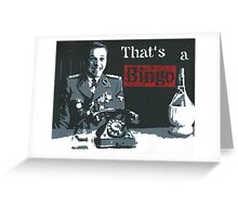 That's a Bingo! Greeting Card