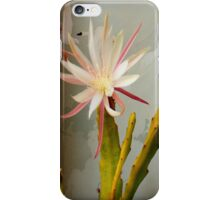 ...annnd Touchdown! Lady Of Mars iPhone Case/Skin
