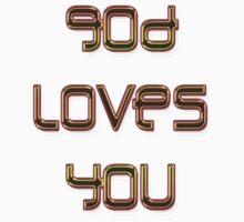 God Loves You by David McBride
