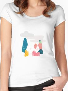 Rocky Road Women's Fitted Scoop T-Shirt