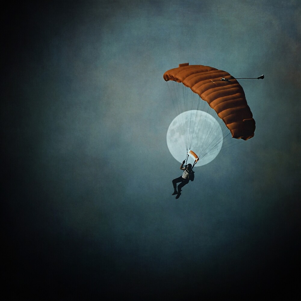 Skydiver's Moon by Trish Mistric