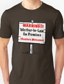 Mother-In-Law Tee T-Shirt