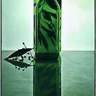 Olive oil bottles by andreisky