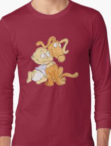 Tommy from Rugrats Long Sleeve T-Shirt