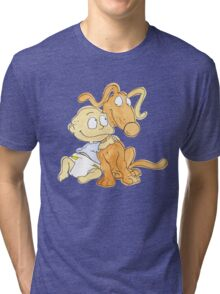Tommy from Rugrats Tri-blend T-Shirt