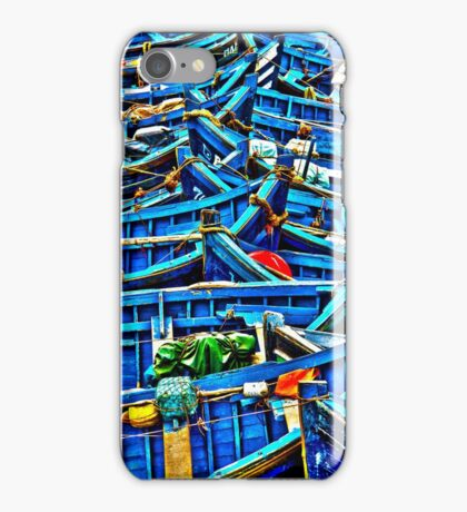 Sea of Boats iPhone Case/Skin