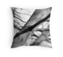 QUANTUM BRANCHES Throw Pillow