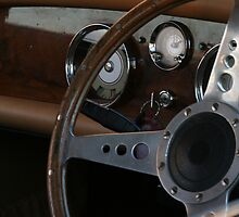 Vintage Bentley by Karen Bolitho