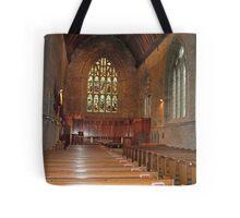 Inside Dunkeld Parish Church Tote Bag