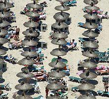 Beach Shacks by Gemma27