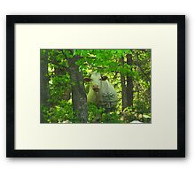 """""""Come, My Child!"""" :) Framed Print"""