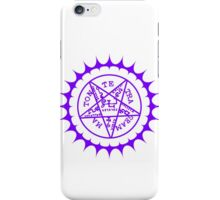 Black Butler -  A Faustian Contract iPhone Case/Skin