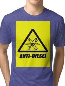 Anti-Diesel Tri-blend T-Shirt