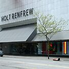 Holt Renfrew 144 Bloor St.  Toronto, On by bluekrypton