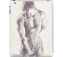 David iPad Case/Skin