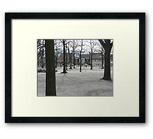 Black Forest - Zurich, Switzerland Framed Print