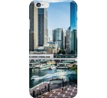 Views from the Overseas Passenger Terminal iPhone Case/Skin