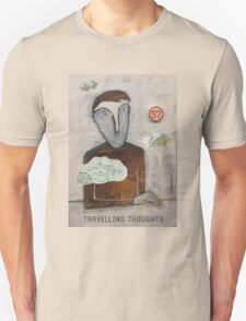 Travelling Thoughts Unisex T-Shirt