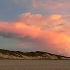 Cable Beach Storm Sunset by Bronwyn Houston