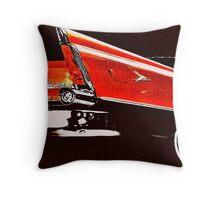 plymouth power flite Throw Pillow