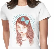 Sparkle Womens Fitted T-Shirt