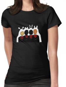 The Marauders Ears Womens Fitted T-Shirt