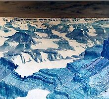 Glaciers Blanketed By Evil by notculpable