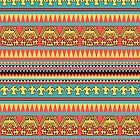 Southwestern Patterned by LABELSTONE