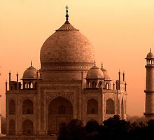 Taj Mahal by aidan  moran