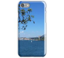 Sydney from Cremorne Point iPhone Case/Skin