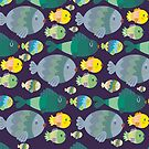 Fish pattern by mjdaluz