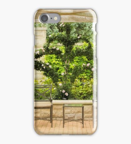 Sweet Flowers It Bore iPhone Case/Skin