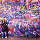 Melbourne Graffiti : Photographs by Roz McQuillan by Roz McQuillan
