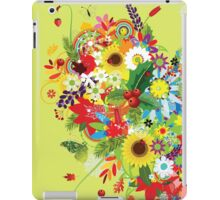 Floral heart iPad Case/Skin