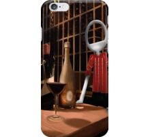 Corky in the cellar iPhone Case/Skin