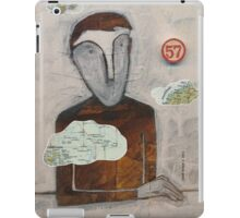 Travelling Thoughts iPad Case/Skin
