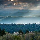 Southern Appalachian Mountain Scenic Landscape by MarkVanDyke