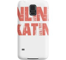 If You Don't Like Inline Skating T-shirt Samsung Galaxy Case/Skin