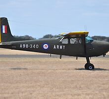 Cessna 180, Point Cook Airshow, Australia 2014 by muz2142